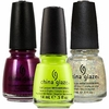 China Glaze Nail Polish Collections & Colors