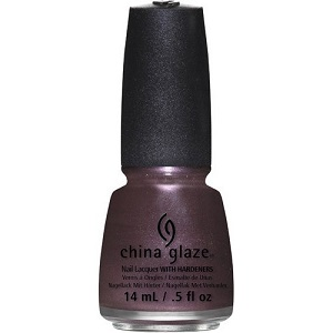 China Glaze Nail Polish, No Peeking! 1344