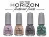 China Glaze On the Horizon Feather Textured Collection