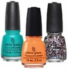 China Glaze Core Line Nail Polish A-L