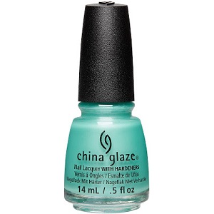 China Glaze Matte Nail Polish, Partridge In A Palm Tree 1492