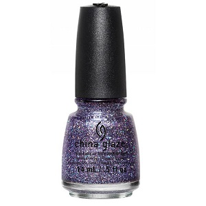 China Glaze Nail Polish, Pick Me Up Purple 1421