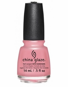 China Glaze Nail Polish, Pink or Swim 1453