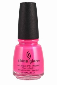 China Glaze Nail Polish, Pink Voltage 1006