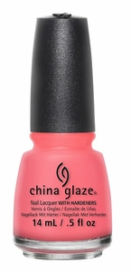 China Glaze Nail Polish, Pinking Out The Window 1384