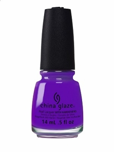 China Glaze Nail Polish, Plur-ple 1395