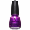 China Glaze Nail Polish, Purple Fiction 1475