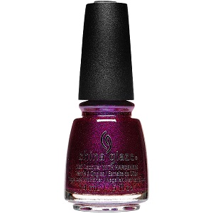 China Glaze Nail Polish, Queen of Sequins 1580