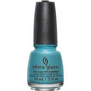 China Glaze Nail Polish, Rain Dance The Night Away 1390
