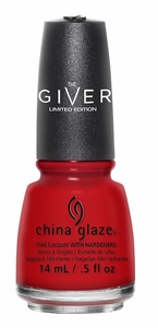 China Glaze Nail Polish, Seeing Red 1355