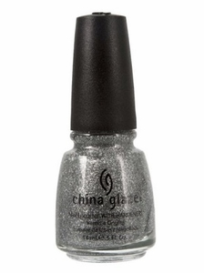 China Glaze Nail Polish, Silver Lining 833