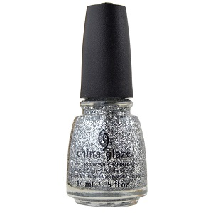 China Glaze Nail Polish, Silver of Sorts 1423