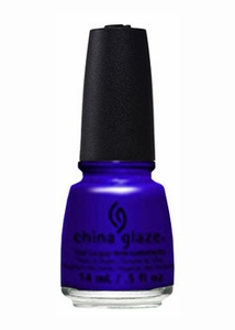 China Glaze Simply Fa-Blue-Less Nail Polish 1520