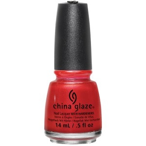 China Glaze Nail Polish, Son of A Nutcracker 1434
