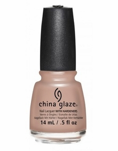 China Glaze Nail Polish, Sorry I'm Latte 1448