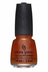 China Glaze Nail Polish, Stop That Train! 1331