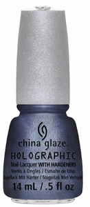 China Glaze Nail Polish, Strap On Your Moonboots 1208