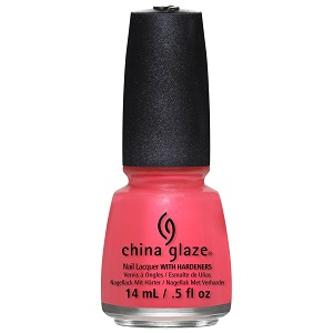 China Glaze Strike A Rose Nail Polish 1294