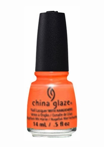 China Glaze Nail Polish, Sultry Solstice 1516