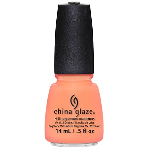 China Glaze Nail Polish, Sun of A Peach 1211