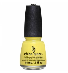 China Glaze Nail Polish, Sun Upon My Skin 1311