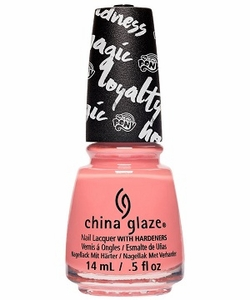 China Glaze Sweet As Pinkie Pie Nail Polish 1536