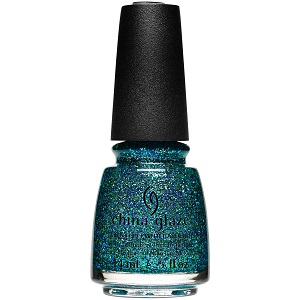 China Glaze Nail Polish, Teal The Fever 1588