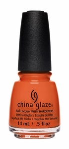 China Glaze Nail Polish, That'll Peach You 1553