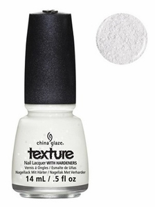 China Glaze There's Snow One Like You Textured Nail Polish 1250