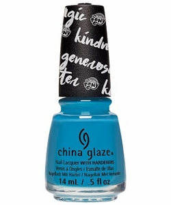 China Glaze Too Busy Being Awesome Nail Polish 1530