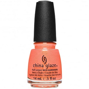 China Glaze Nail Polish, Tropic of Conversation 1612