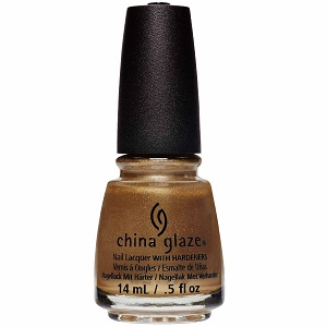China Glaze Truth Is Gold Nail Polish 1569