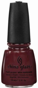 China Glaze Nail Polish, Velvet Bow 1017