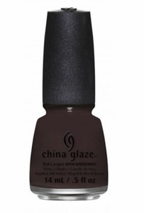 China Glaze Nail Polish, What Are You A Freight Of? 1326
