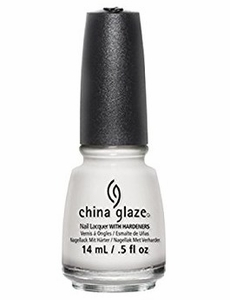 China Glaze White On White Nail Polish 023