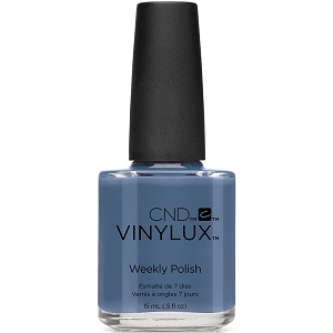 CND Vinylux Weekly Polish, Denim Patch 226