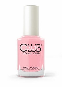 Color Club Nail Polish, Feathered Hair Out To There AN31