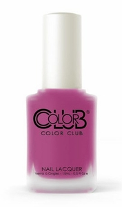 Color Club Matte Nail Polish, First Base Only LS27
