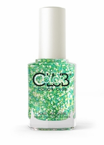 Color Club Nail Polish, Go-Go Green ANR04