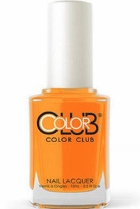 Color Club Nail Polish, Psychedelic Scene N16