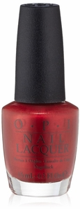 OPI Nail Polish, An Affair In Red Square NLR53