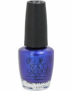 OPI Nail Polish, Blue My Mind NLB24