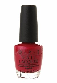 OPI Nail Polish, California Raspberry NLL54