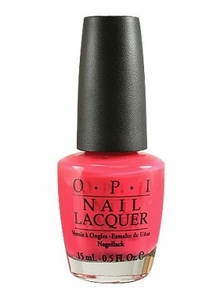 OPI Nail Polish, Charged Up Cherry NLB35