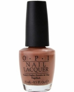 OPI Nail Polish, Chocolate Moose NLC89