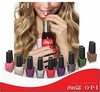 OPI Coca-Cola Collection, Summer 2014 & 2015