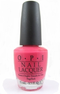 OPI Feelin' Hot Hot Hot Nail Polish NLB77