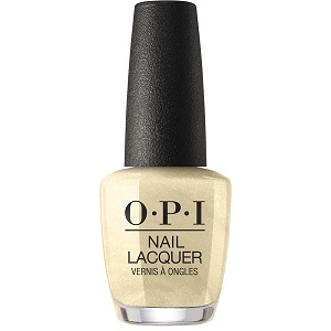 OPI Nail Polish, Gift of Gold Never Gets Old HRJ12