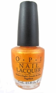 OPI Nail Polish, Goldilocks Rocks NLB47