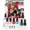 OPI Grease Collection, Summer 2018